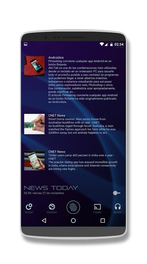 Futuro pro V2 1 0 APK Download - Android Personalization Apps