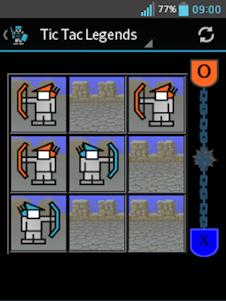 Tic Tac Legends 2.0 screenshot 8
