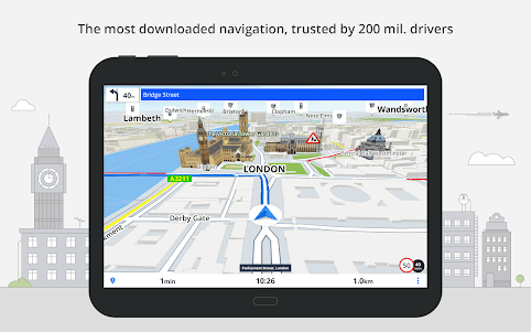 GPS Navigation & Offline Maps Sygic 17.4.11 screenshot 9