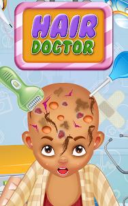 Hair Doctor Salon 1.1 screenshot 11