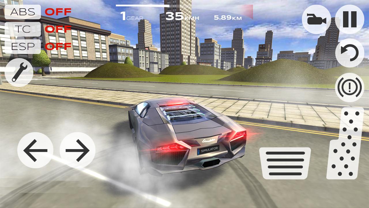 extreme suv driving simulator mod apk download