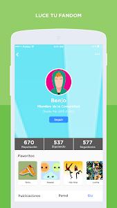 Amino para Sims en Español 1.9.22282 screenshot 3