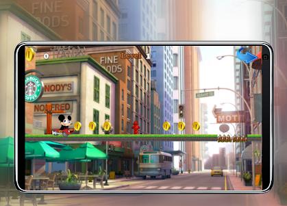 Super Micky Kart 1.0 screenshot 1