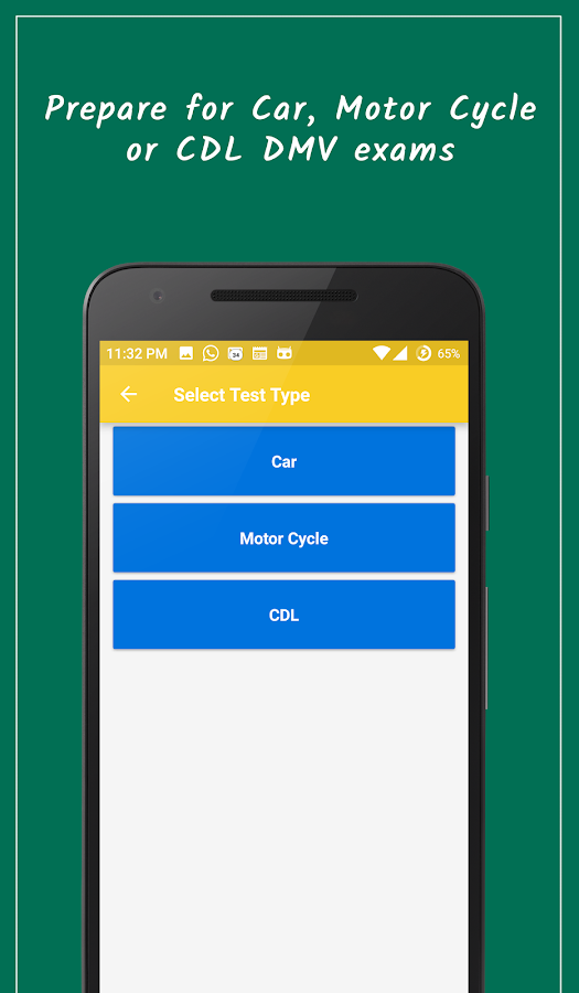 California DMV Practice Test 1 2 APK Download - Android cats