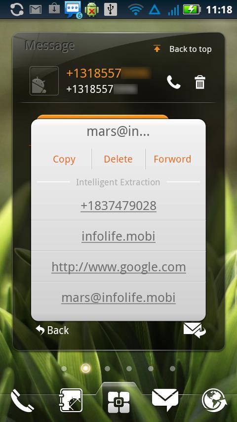 EZ SMS Widget v1 6 2 APK Download - Android Communication Apps
