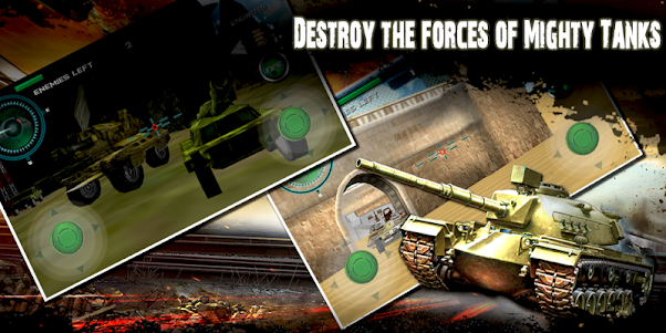 Borderlines Tank Battles Arena 1.1 screenshot 7