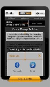 Champcash Earn Money Free 2.2.12 screenshot 13