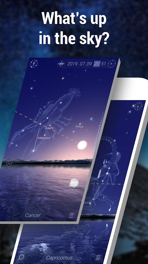 Star Walk 2 Free - Identify Stars in the Night Sky APK