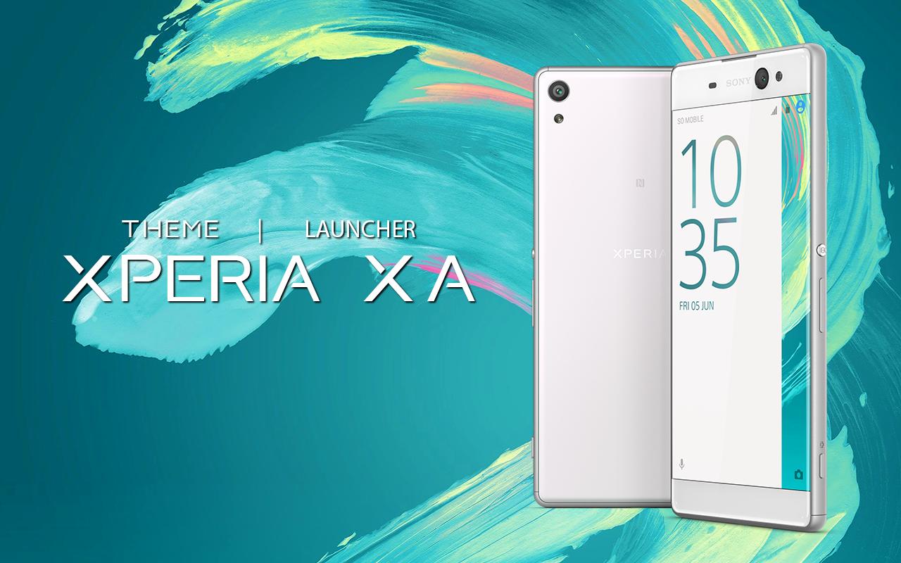 bi xperia x xz xa z5 z3 aqua ultra theme launcher 1 0 3 APK Download