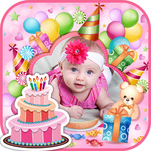 Happy Birthday Cake PHOTO Frame Editor 20 APK Download