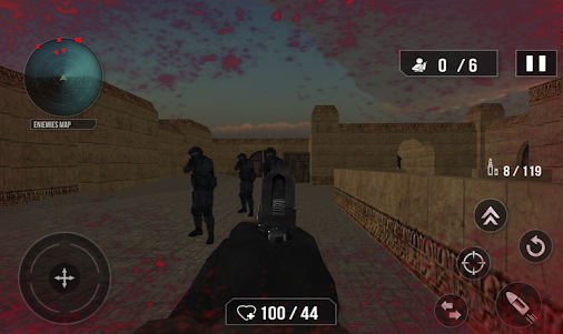 5 Star Commander - FPS Shooter 1.0 screenshot 3