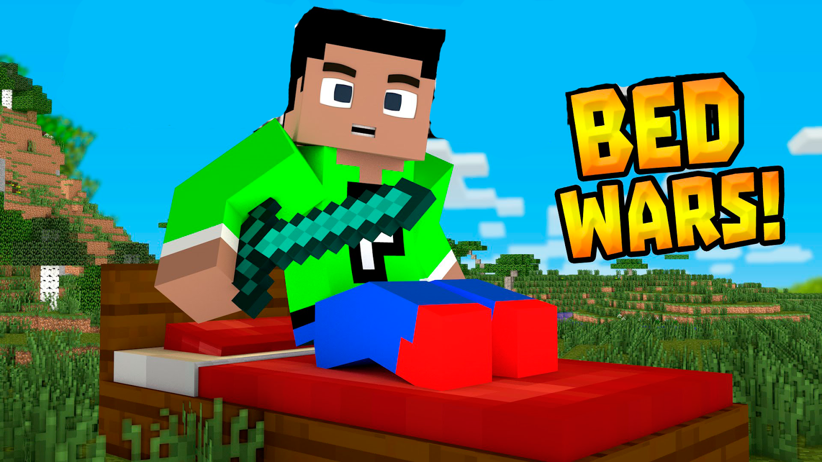 Map Bed Wars for Minecraft MCPE 1 032 APK Download - Android
