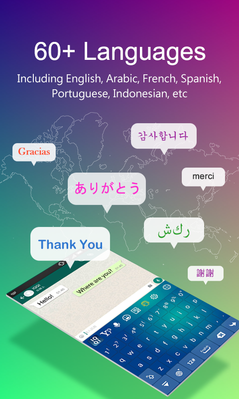 IQQI Keyboard for Kazakh 1 0 APK Download - Android Tools Apps