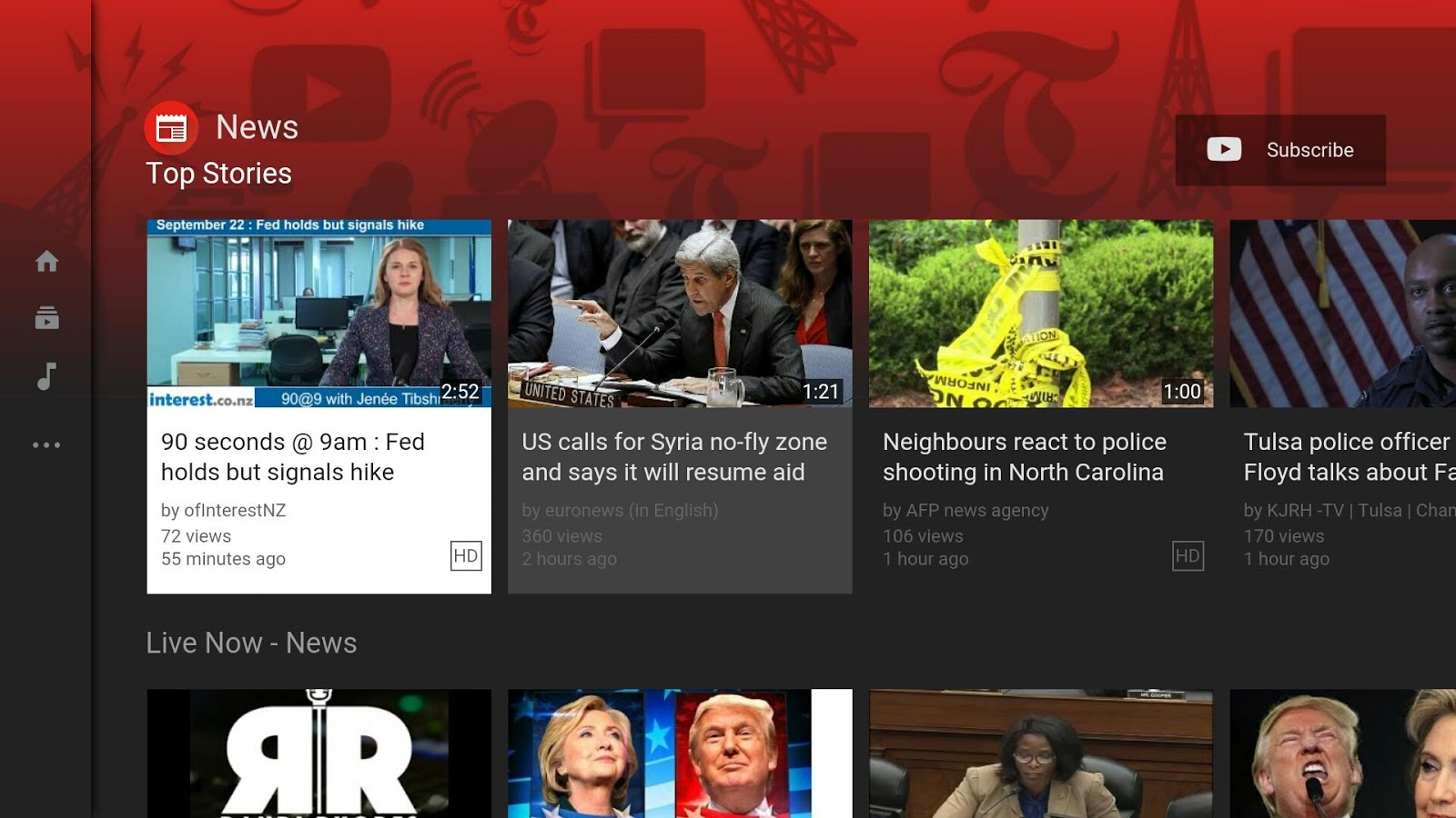 Smart YouTube TV 6 8 2 APK Download - Android Entertainment Apps