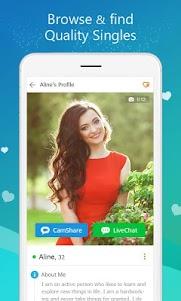 Qpid Network: International Dating App 3.4.2 screenshot 1