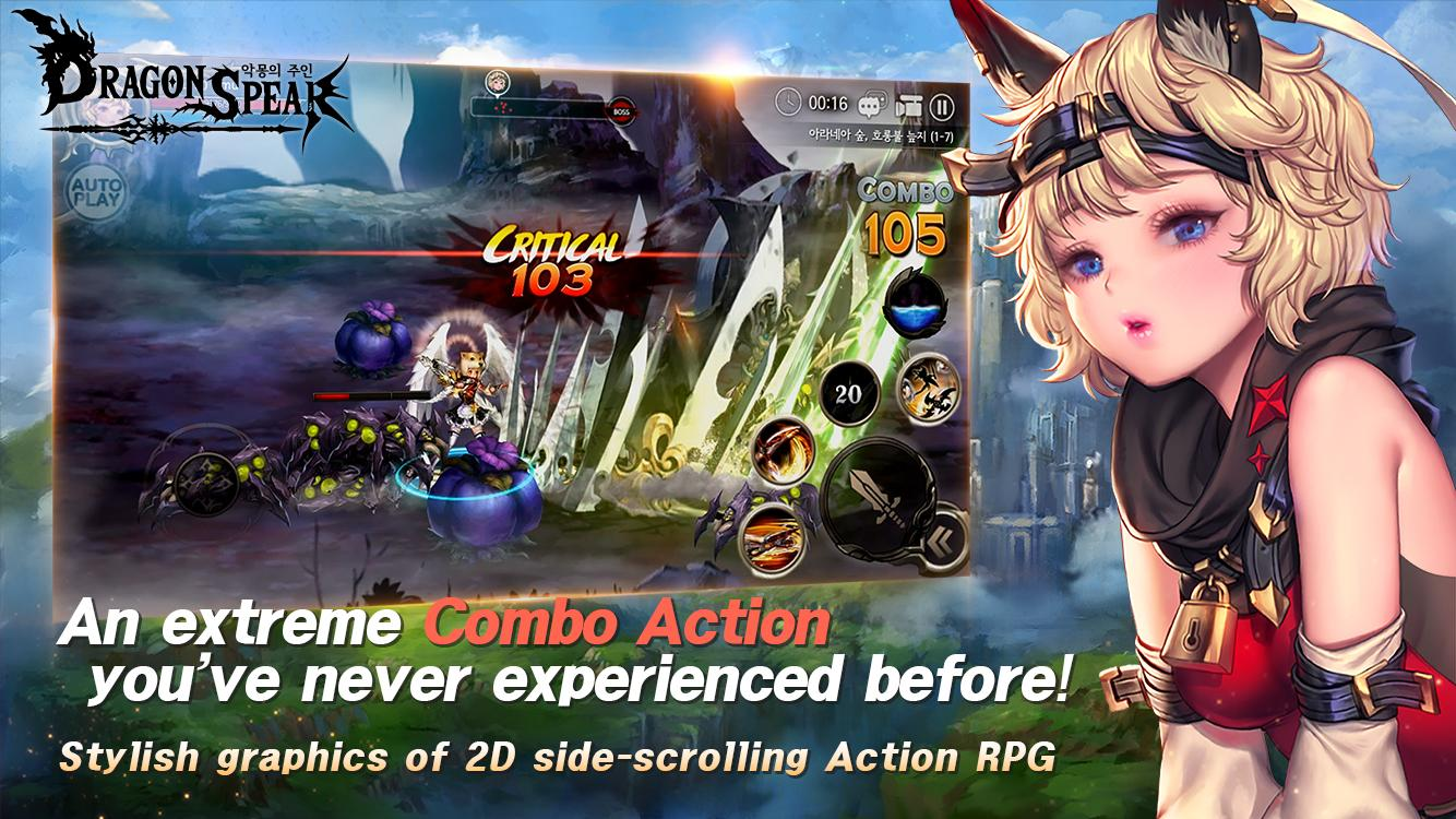 Dragon Spear 1 25 APK Download - Android Role Playing Games