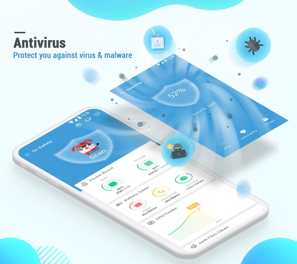 Dr  Safety: Free Antivirus, Booster, App Lock 3 0 1572 APK