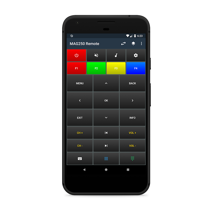 MAG250 Remote 1 64 APK Download - Android Tools Apps