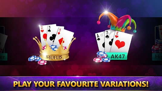 UTP - Ultimate Teen Patti (3 Patti) 36.7.7 screenshot 13