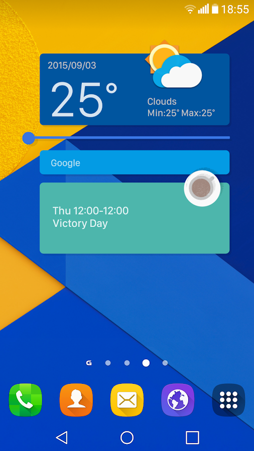 Marshmallows for Zooper Widget 2 0 APK Download - Android