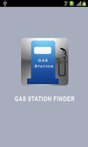 GAS Station Finder 1.3 screenshot 1