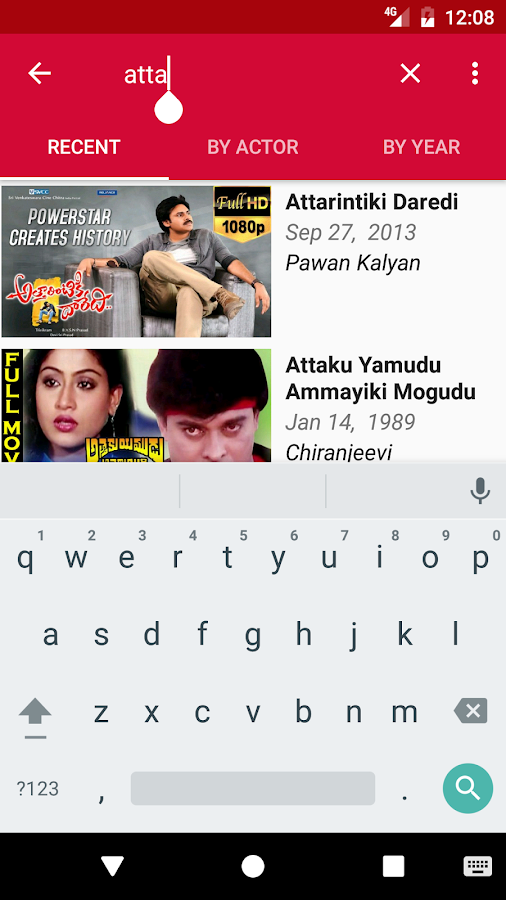 Free Telugu Movies 1 8 APK Download - Android Entertainment Apps