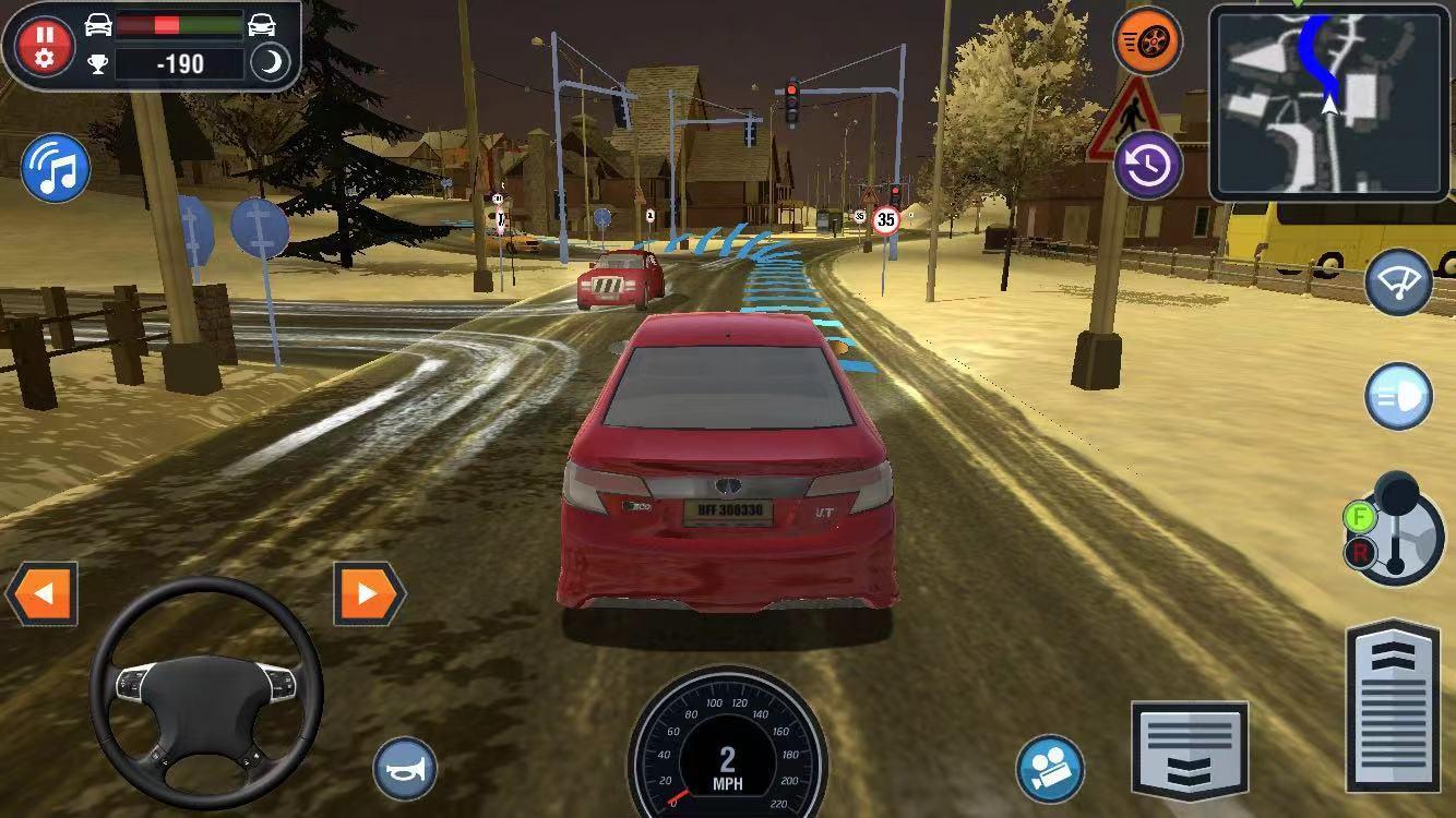 Car Driving School Simulator 2 13 Apk Obb Data File Download