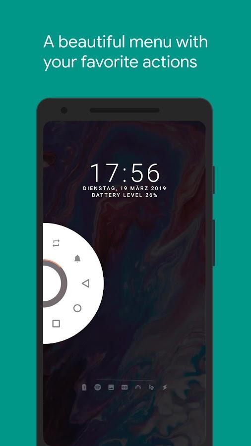 Pie Controls — Swipe Gesture Navigation 0 6 2 APK Download