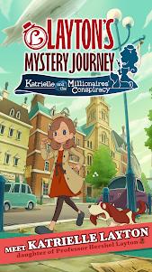 Layton's  Mystery Journey 1.0.6 screenshot 1