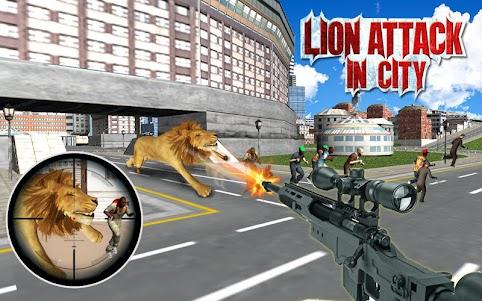 Monster Lion Attack 1.2 screenshot 3