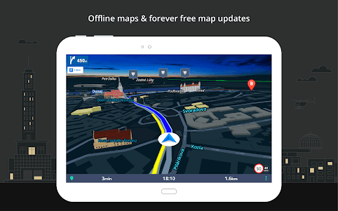 GPS Navigation & Offline Maps Sygic 17.4.11 screenshot 10