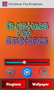 Christmas Pop Ringtones 1.2 screenshot 2