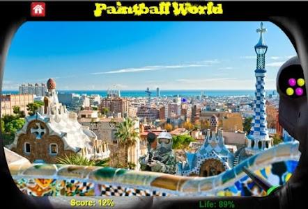 Paintball World 0.0.5 screenshot 2
