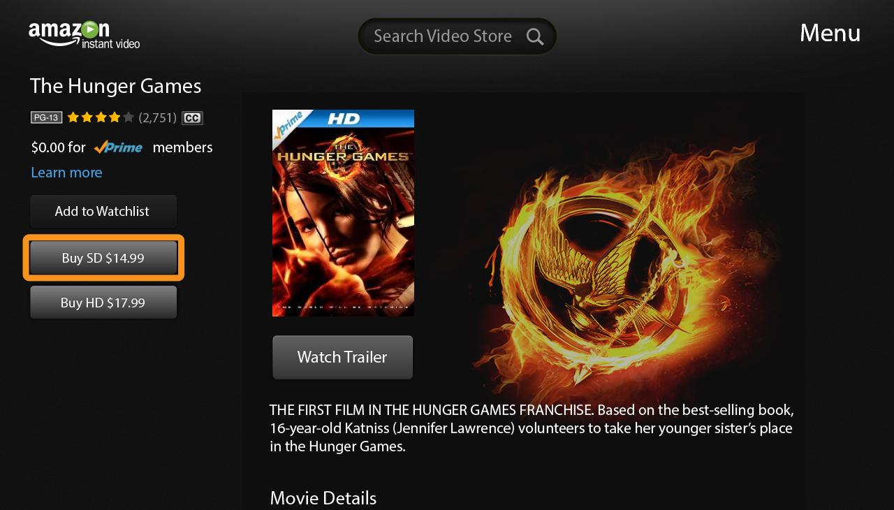 amazon prime video download android