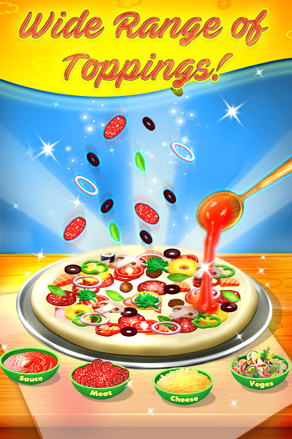 Supreme Pizza Maker Kids Cooking Game 1 0 5 Apk Download Android