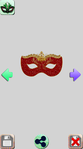Face Mask Photo Editor 3.0 screenshot 4
