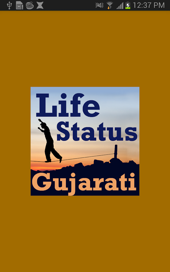 Life Status Quotes In Gujarati 1 0 Apk Download Android