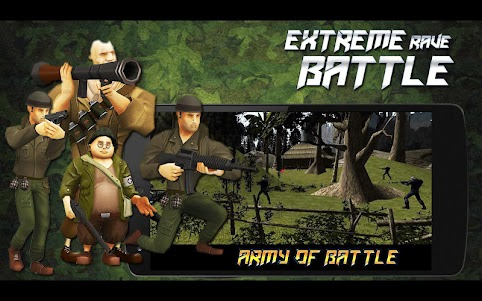 Extreme Rave Battle 1.0 screenshot 14