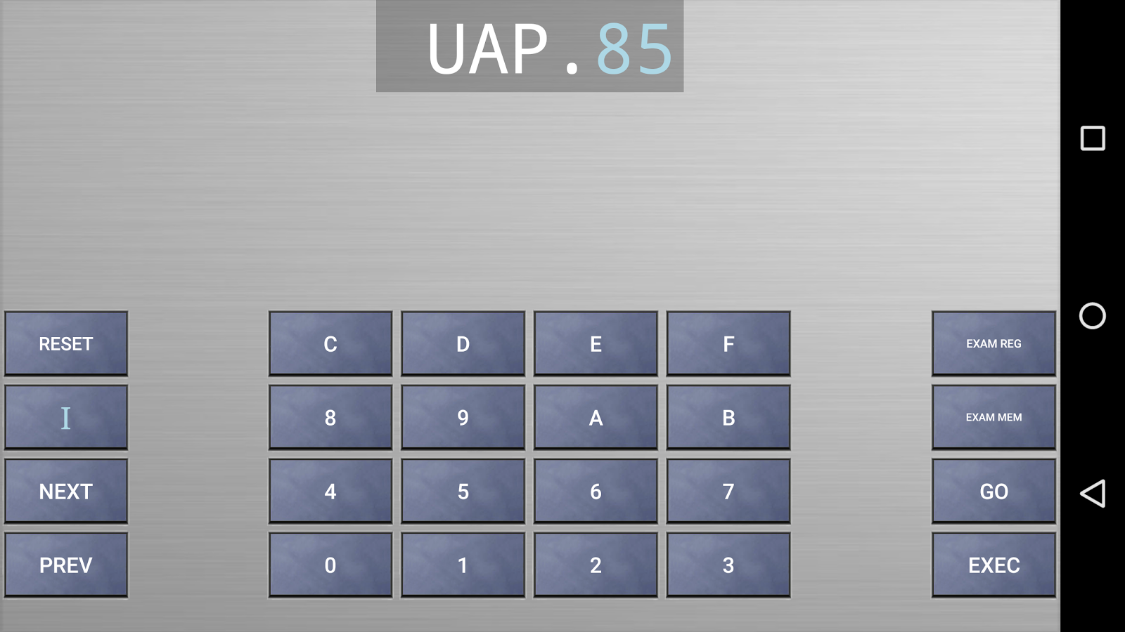8085 Emulator Pro 220 Apk Download Android Education Apps Circuitdiagramtointerfacebluetoothwith8085 Screenshot 3