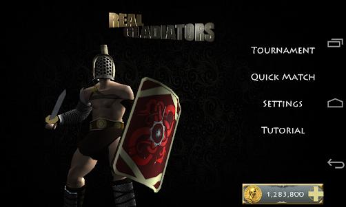 Real Gladiators 1.0.1 screenshot 2