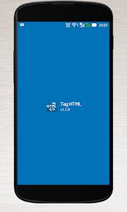Tag HTML 1.0 screenshot 1