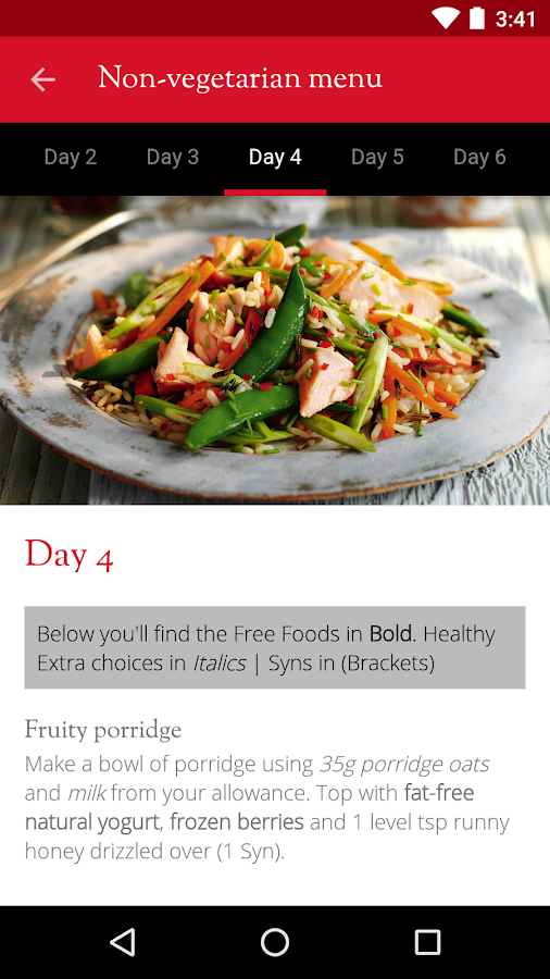 Slimming World 3 6 5 Apk Download Lifestyle Apps