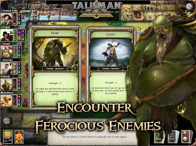 Talisman 20.16 screenshot 9