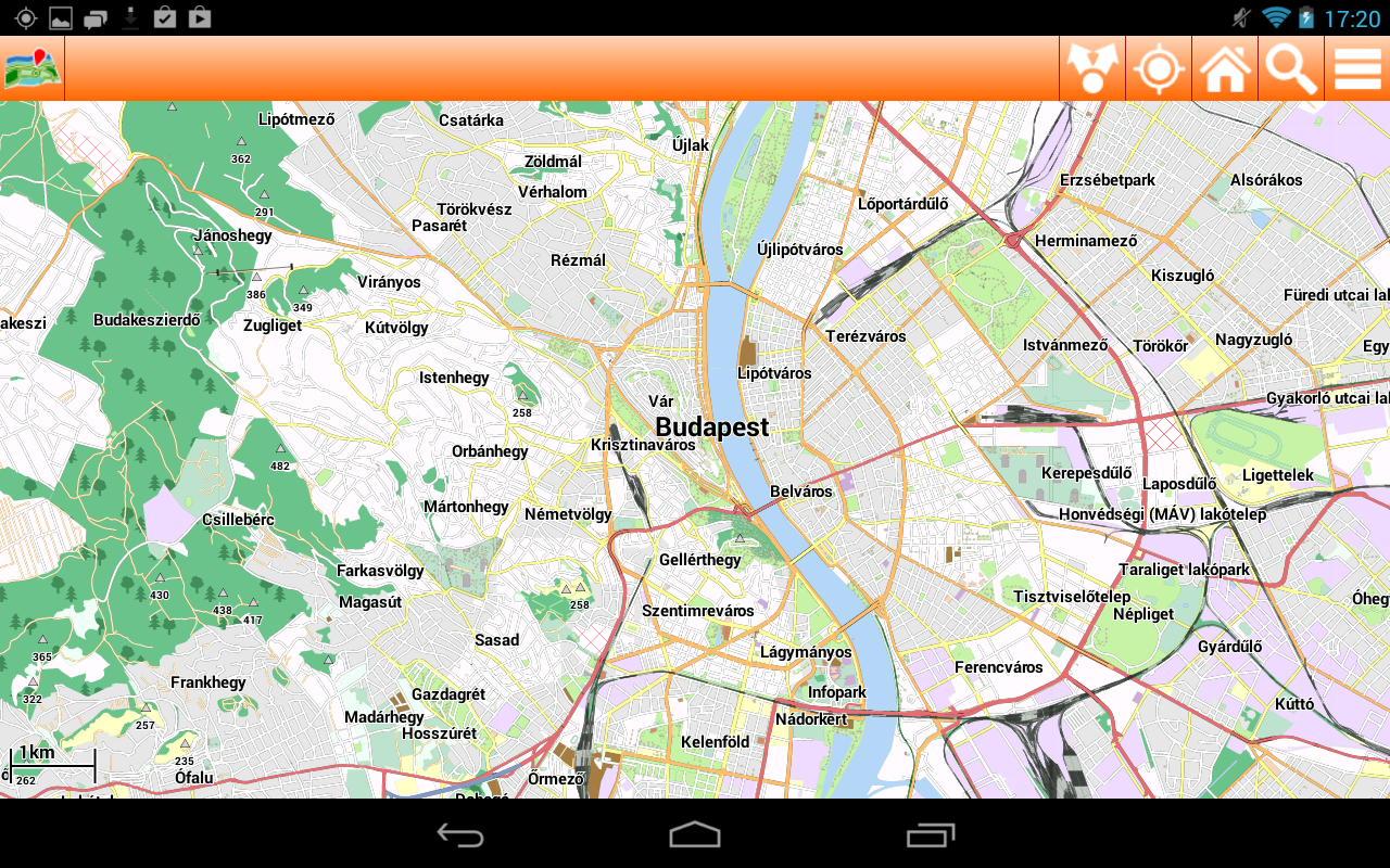 offline budapest térkép android Budapest Offline mappa Map 1.13 APK Download   Android Travel  offline budapest térkép android
