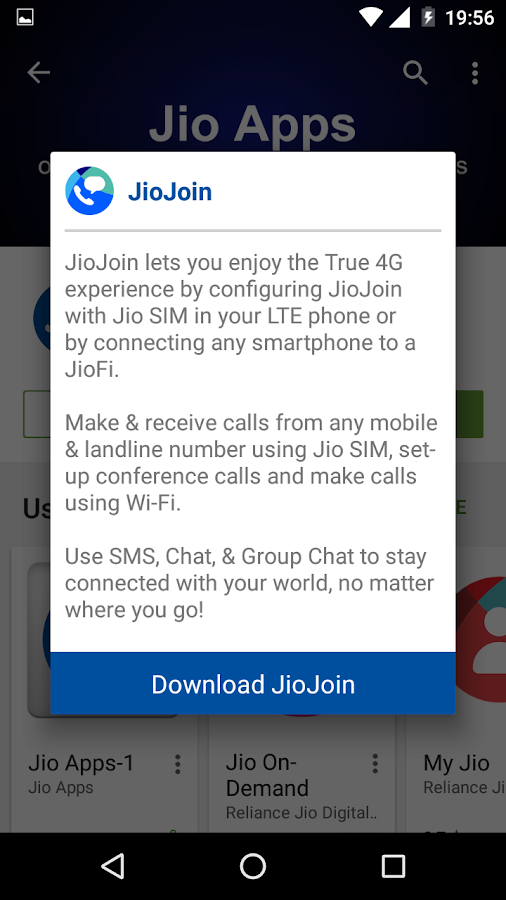 Jio Apps-2 (Unreleased) APK Download - Android Entertainment Apps