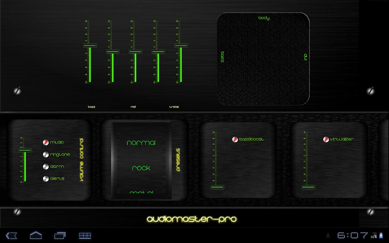 Audio Master Pro - Equalizer 2 0 APK Download - Android