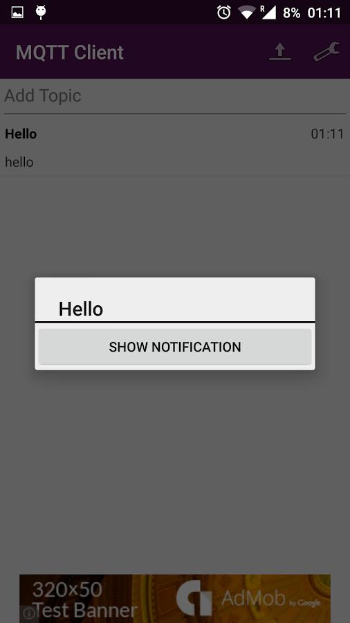 MQTT Client 2 4 APK Download - Android Tools Apps