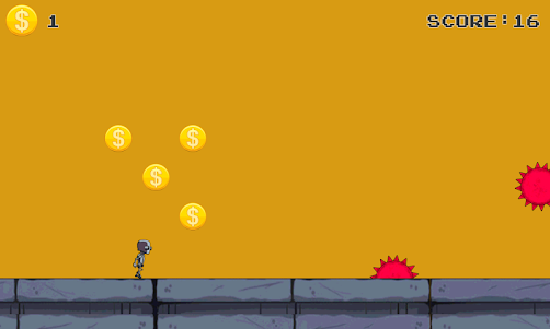 Robot Run 1.1 screenshot 13