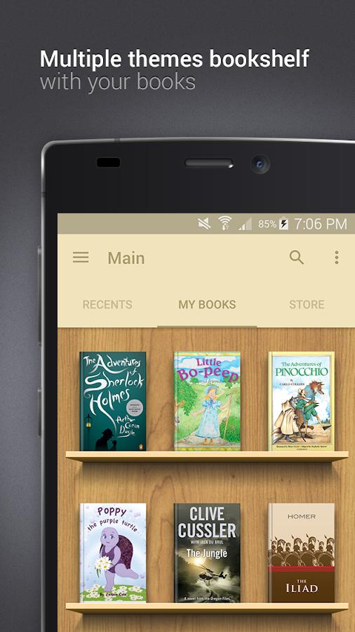 eReader Prestigio: Book Reader 6 0 0 9 APK Download