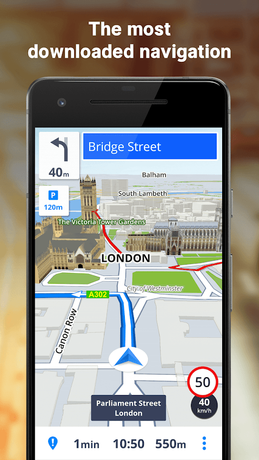 Sygic - GPS, Navigation & Maps 17.7.0 APK Download - Android cats ...